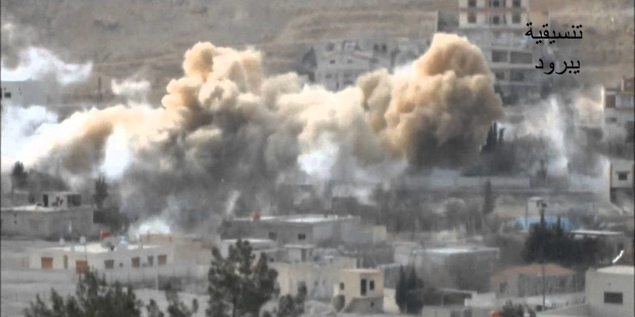 "Syria Daily, Feb 24: Assad Responds with Bombs to UN ""End to Violence"" Resolution"