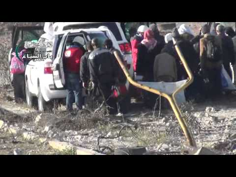 Syria Daily, Feb 8: Civilians Evacuated From Old Homs, Some Aid Finally Delivered