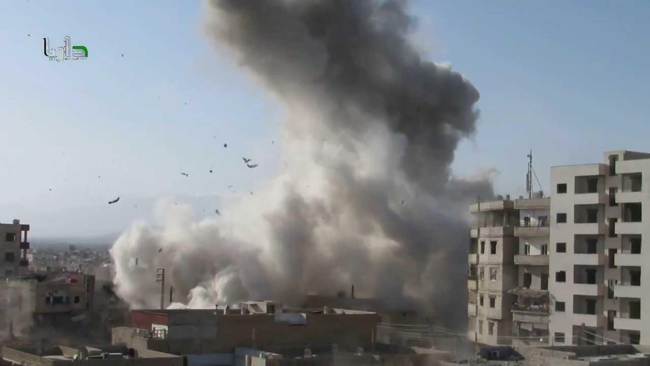 Week Past, Week Ahead: Syria — Assad Regime Chooses Bombs Over Geneva II's Talks