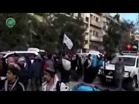 Syria: Homs Evacuation — Dozens of Men Being Interrogated by Assad Forces