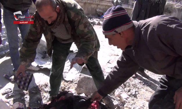 Syria Daily, Feb 4: Regime Continues Aleppo Bombing,  84 Killed on Monday