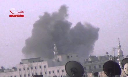 Syria Daily, Feb 3: Regime's Deadly Barrel Bombs, From Darayya to Aleppo