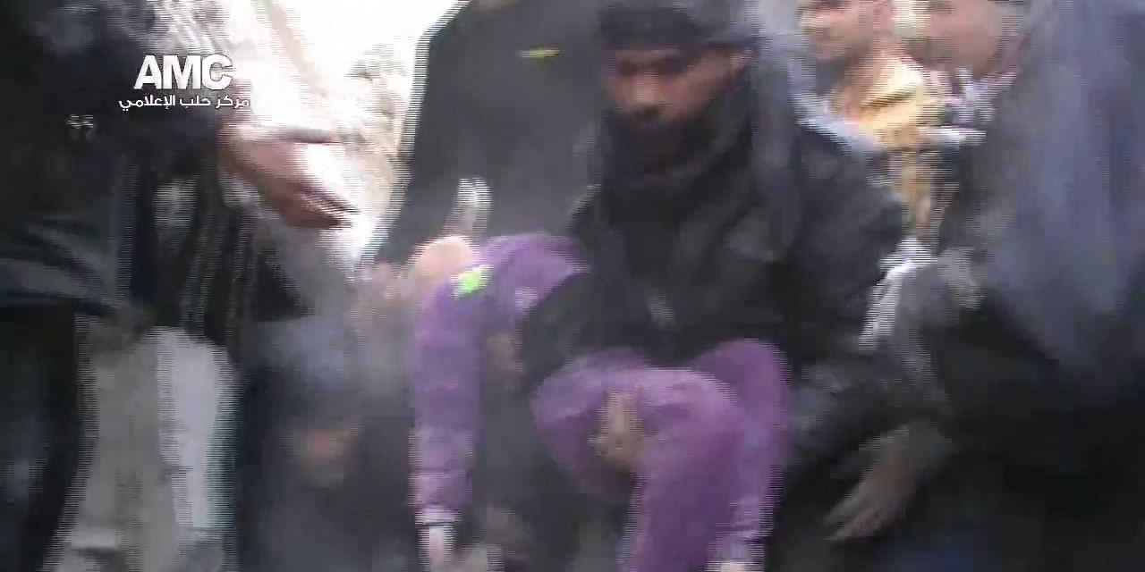 Syria Daily, Feb 7: Scores of Bombs Fall on Aleppo and Darayya