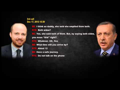 "Turkey Transcript & Analysis: PM Erdogan to Son ""Move All the Money"""