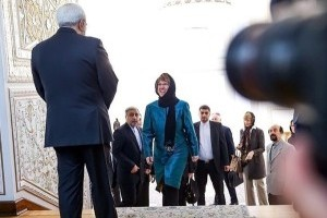Iran Daily, Mar 10: Ashton Nuclear Visit Turns Anti-US Rhetoric Into Headlines of Hope