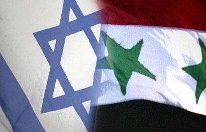 Syria Daily, Mar 19: Israel Strikes Syrian Military