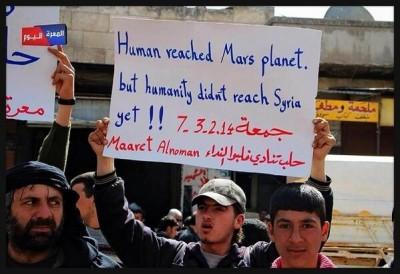 Week Past, Week Ahead: Syria —  Is Assad Regime's Offensive Succeeding?