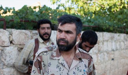 Syria Analysis: The Resurrection of America's Favorite Rebel Commander?