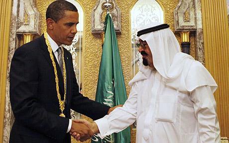 US & Saudi Arabia: Obama Says He Reassured Saudis on Syria & Iran