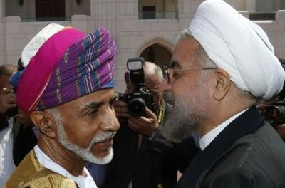 Iran Feature: President Rouhani's Trip to Oman