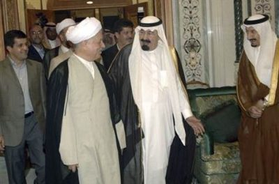 Iran: Supreme Leader Approves Rafsanjani's Back-Channel Talks With Saudi Arabia?