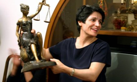 "Iran 1st-Hand: Former Political Prisoner Sotoudeh ""Equality Will Prevail"""