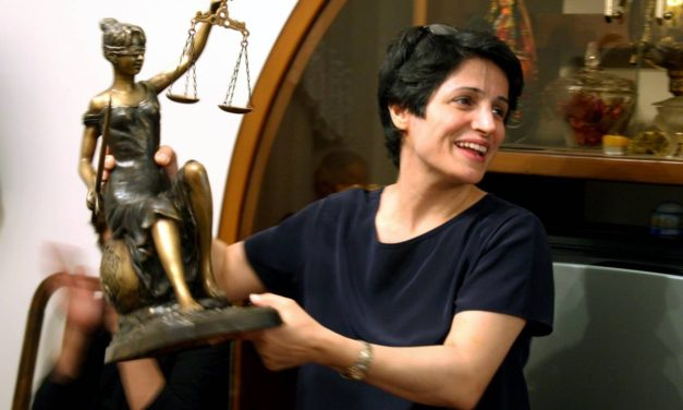 Iran Daily: Official Sentence on Human Rights Lawyer Nasrin Sotoudeh — 26 Years