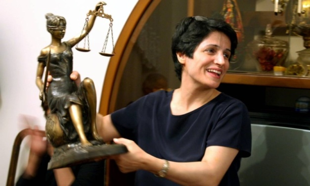 """Iran 1st-Hand: Former Political Prisoner Sotoudeh """"Equality Will Prevail"""""""