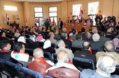 Syria: Regime Celebrates Control of Yabroud