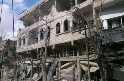 Syria Daily, Mar 12: Insurgents Repel Latest Attack Near Yabroud
