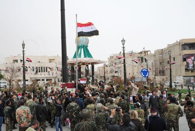 Syria Daily, Mar 18: Regime Celebrates Capture of Yabroud