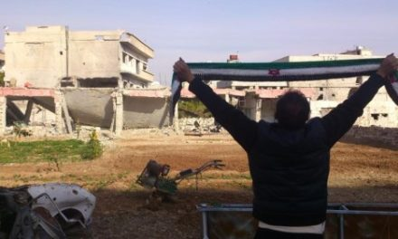 Syria Feature: Chemical Attack, Siege, and Now Walled In — The Damascus Suburb of Moadamiya