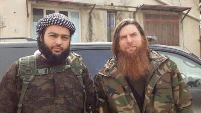 Syria: Independent Chechen Jihadi Faction Fighting At Sheikh Najjar near Aleppo