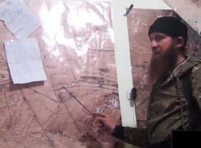 Syria: Umar Shishani Shown Planning Major Attack In New ISIS Propaganda Video