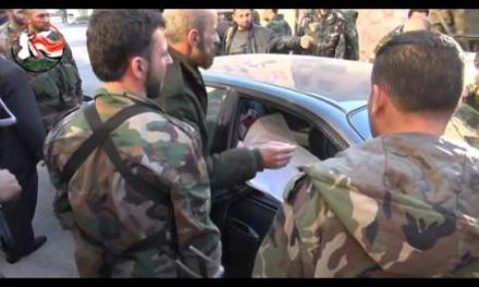 "Syria Daily, Mar 22: Regime Accuses Turkey of Direct Involvement in ""Terrorist"" Offensive in Latakia"
