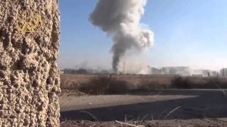 Syria Daily, Mar 15: The Battle Near Adra, North of Damascus