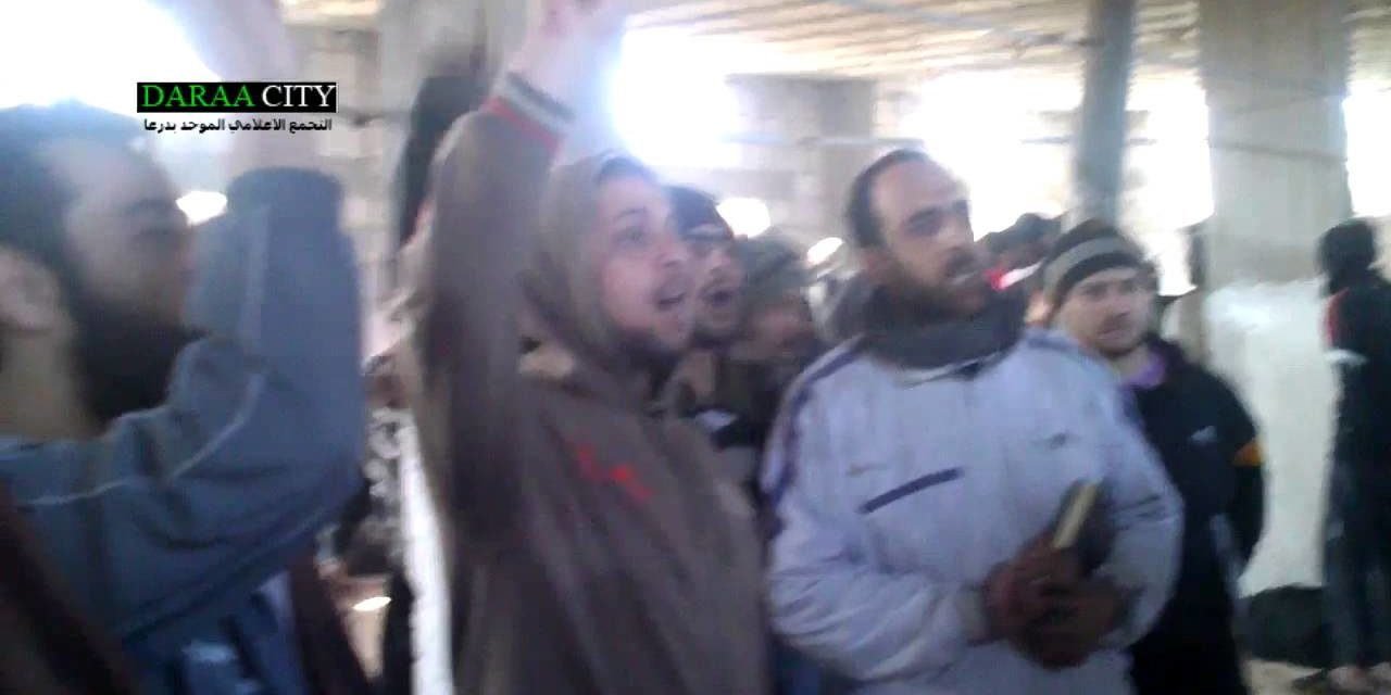 Syria: Insurgents Capture Prison in Daraa