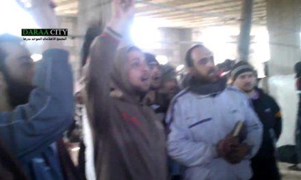 Syria: Insurgents Capture Prison in Daraa