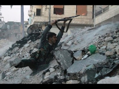 Syria: The Battle Around Khan Shaykhoun