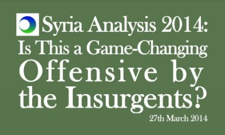 Syria Video Analysis: Is This A Game-Changing Insurgent Offensive in Latakia?