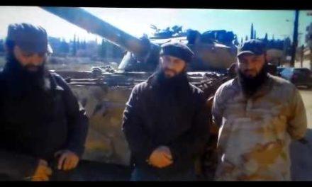 Syria: Chechen-Led Jaish al-Muhajireen wal-Ansar Win Hearts & Minds