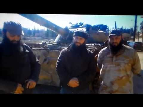 Syria: Chechen-Led Jaish al-Muhajireen wal-Ansar Win Hearts & Minds