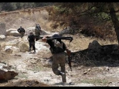 Syria Videos: The Insurgents' Latakia Offensive