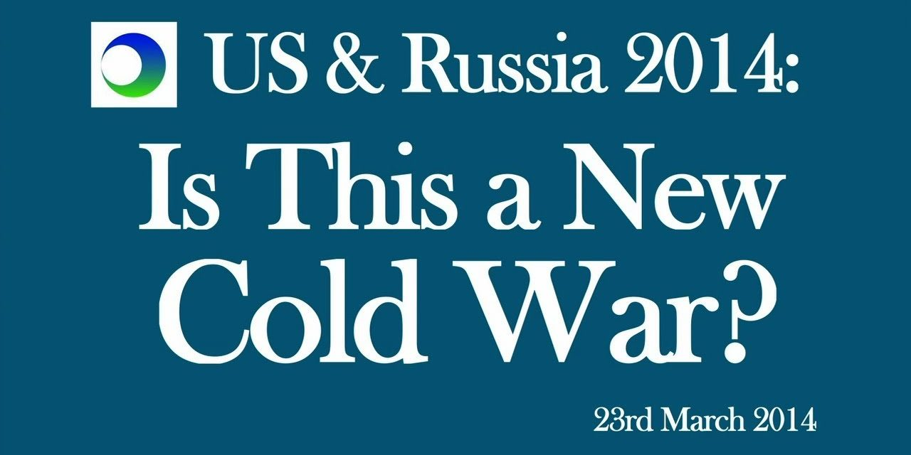 "US, Russia, & Ukraine Video Analysis: No, This is Not a ""New Cold War"""