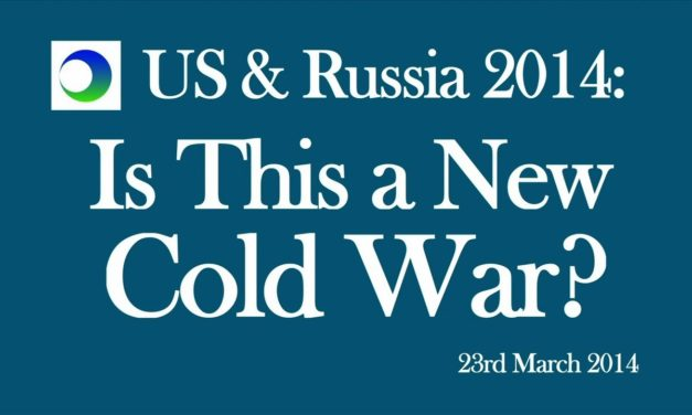 """US, Russia, & Ukraine Video Analysis: No, This is Not a """"New Cold War"""""""