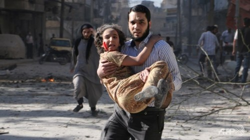 Syria 1st-Hand: Fear and Devastation in Aleppo