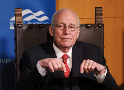 "Iran: Former US VP Cheney ""Israel Should Bomb Tehran"""