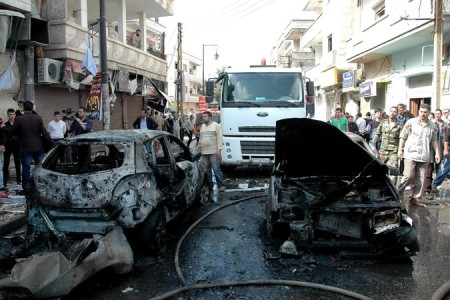 Syria Daily, April 20: The Insurgents Strike — Even in Homs