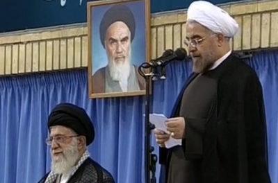Week Past, Week Ahead: Iran — Regime Talks Tough While Rouhani Keeps Low Profile