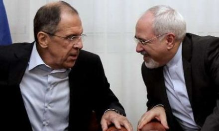 Iran Daily, April 23: Foreign Minister Zarif Confers with Russia
