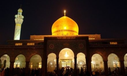 Syria: The Damascus Shrine at the Heart of the Conflict
