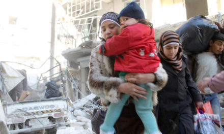 "Syria Statement: UN Heads ""Efforts to End Years of Suffering Have Failed"""