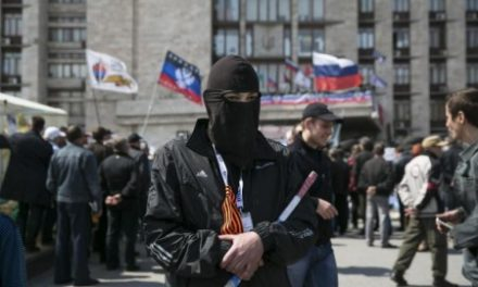 Ukraine Audio Debate: Is Russia to Blame for Unrest?