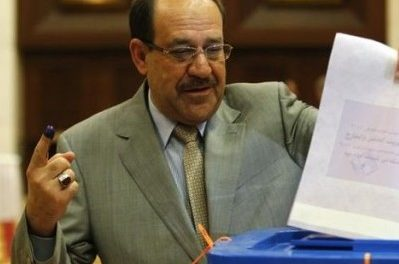 Iraq Feature: Concern & Praise for PM al-Maliki as Country Votes