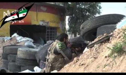 "Syria 1st-Hand: Aleppo — Regime Troops on Insurgent Offensive, Hezbollah, and Militia ""Criminals and Cowards"""