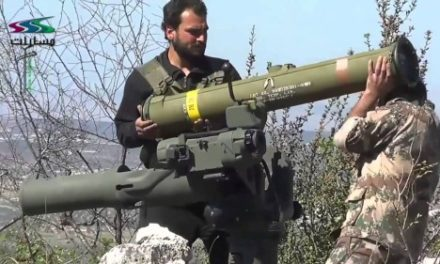Syria: At Least 20 US-Made Anti-Tank Missiles in Hands of Insurgents — More to Come?