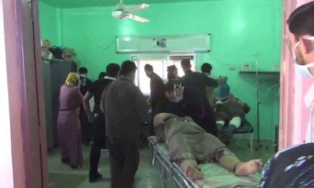 Syria Daily, April 22: Assad Regime's Chemical Weapons Attacks