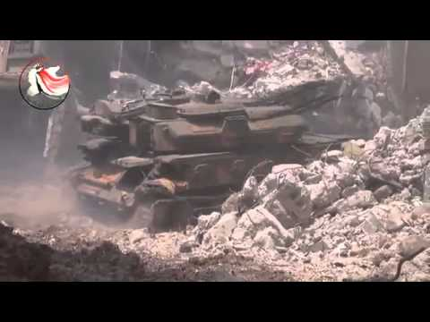 Syria Daily, April 19: Competing Offensives in Homs and Aleppo