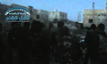 Syria Daily, April 11: Insurgents Close on Air Force HQ Near Aleppo