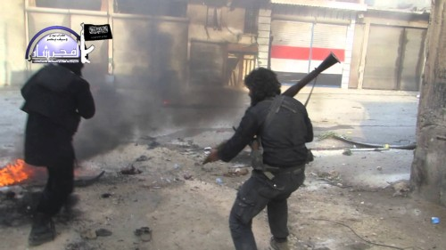 Syria Daily, April 15: Insurgents Cut Off Regime Forces in Aleppo